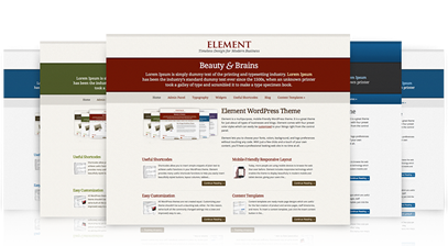 Element WordPress Theme
